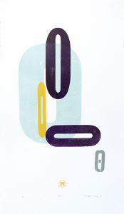 Os letterpress Art Bridget Murphy Design Printmaking